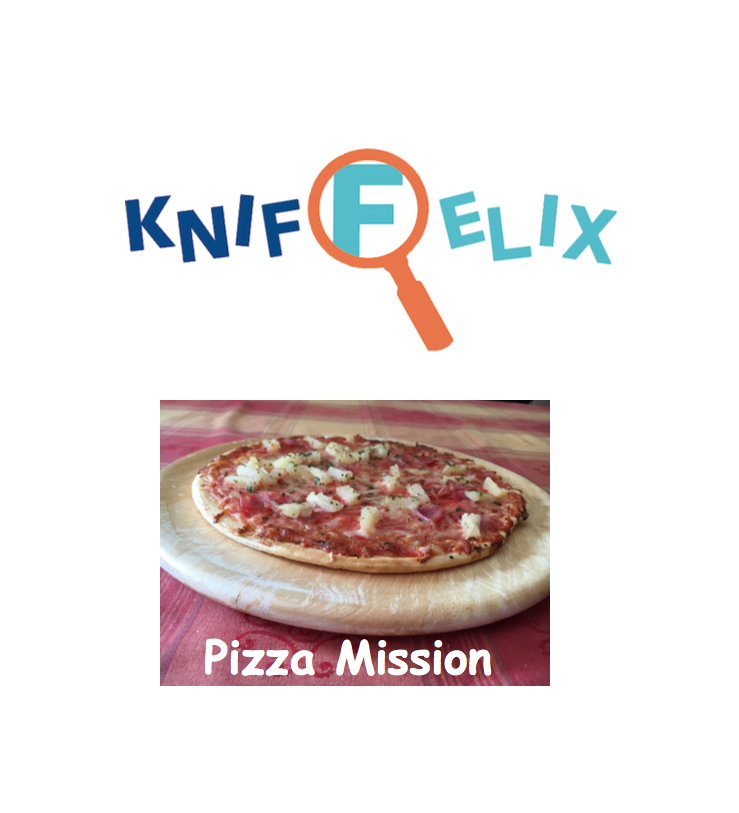 Kniffelix Pizza Rätsel
