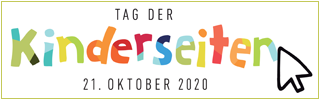 Tag der Kinderseiten am 21.10.2020